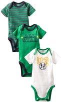 Gerber Baby-Boys Onesies Screen Print Brand Bodysuit