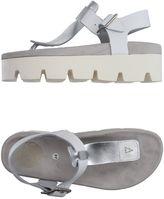 Fornarina Toe strap sandals