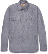 Nigel Cabourn - Slub Cotton-chambray Shirt