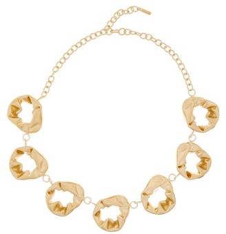 COMPLETEDWORKS Gold Circle Vermeil Necklace - Gold
