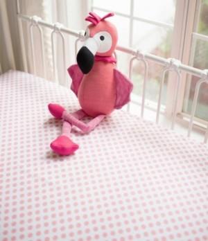 My Baby Sam Sweethearts Crib Sheet Bedding