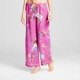 Gilligan & O Women's TENCEL Wide Leg Pajama Pant - Gilligan & O'Malley