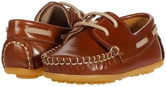 Elephantito Regatta Boat Shoe (Toddler) (Natural) Boy's Shoes