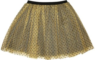 Bonpoint Lucette metallic tulle skirt