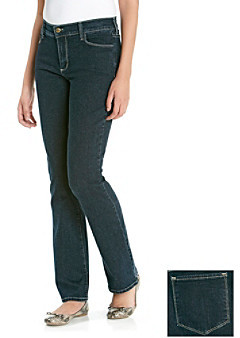 NYDJ Barbara Denim Wash Classic Bootcut Jeans