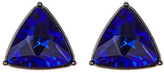French Connection Triangle Stone Stud Earrings