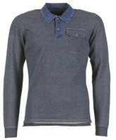 Pepe Jeans Oxigent Long-Sleeved Slim Fit Polo Shirt