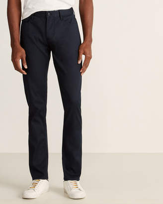 Armani Jeans Slim Fit Solid Chinos