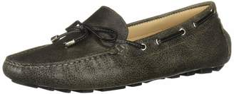 Driver Club Usa Driver Club USA Womens Leather Made in Brazil Natucket Driver Loafer