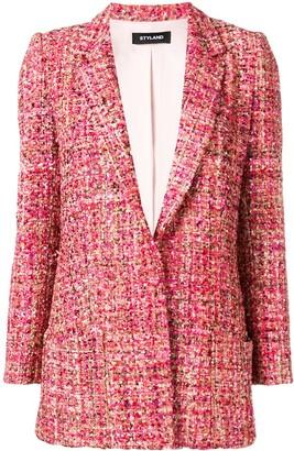 Styland Tweed Blazer