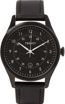 Tsovet - Svt-rm40 Stainless Steel And Leather Watch