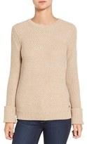 Barbour Women's 'Haslingden' Honeycomb Knit Pullover