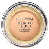 Max Factor Miracle Touch Liquid Illusion Foundation - Golden 75 11.5g by