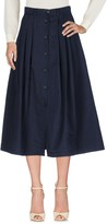 Incotex 3/4 length skirts
