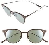 Salt Men's Hooper 48Mm Polarized Sunglasses - Turkish Coffee