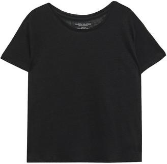 Majestic Filatures Slub Linen-jersey T-shirt