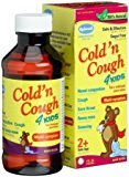 Hyland's Cold 'n Cough 4 Kids, 4.0 Fl Ounce Boxes (Pack of 8)
