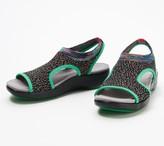 Alegria TRAQ by Dream Knit Sport Sandals - Qeen