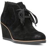 Franco Sarto Women's 'Austine' Lace Up Wedge Bootie