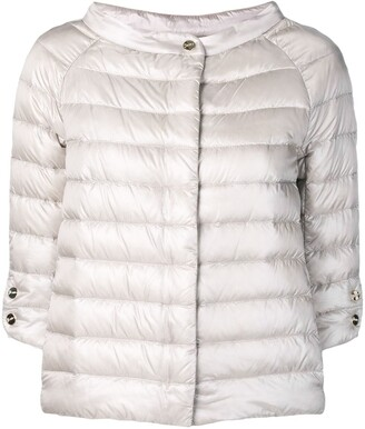 Herno Short Padded Jacket