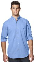 Chaps Men's Classic Fit Easy-Care Poplin Shirt