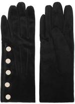 Maje Leather Gloves