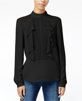 Rachel Roy Ruffled Blouse, Only at Macy's