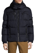 SAM. Hooded Quilted Puffer Jacket