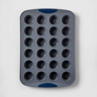 Mini Muffin Made By Design 24ct Silicone Pan - Made By DesignTM