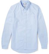 Visvim Albacore Elbow Patch Cotton Oxford Shirt