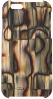 Rick Owens printed iPhone 6 case - unisex - Acetate - One Size