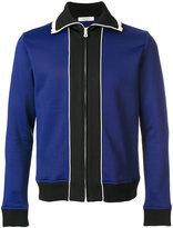 Valentino zip placket jacket