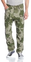G Star Men's Powel Loose Premium Twill Border Camo