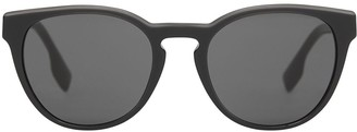 Burberry Round-Frame Tinted Sunglasses