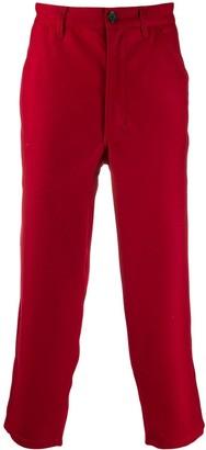 Comme des Garçons Shirt Straight-Fit Trousers