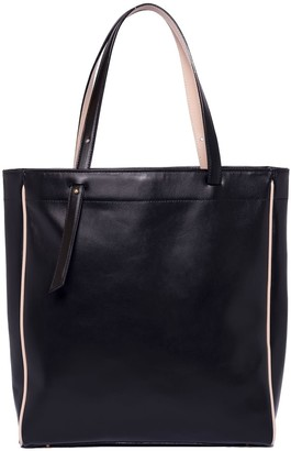 Zoé De Huertas Biarritz Black Tote Bag