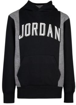 Jordan Toddler Boys Arc Pull-Over Hooded Sweatshirt