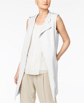 Calvin Klein Mid-Length Flyaway Vest