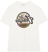 Golden Goose Deluxe Brand Printed Cotton-jersey T-shirt - White