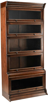 One Kings Lane Dean Bookcase - Mahogany