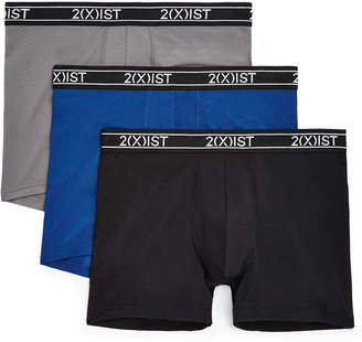 2xist Boxer Briefs, Set of 3