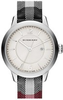 Burberry Women's Check Strap Watch, 32Mm