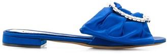 Alexandre Vauthier Lola Flat Sandals