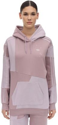 adidas Dc Cotton Sweatshirt Hoodie