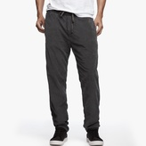 James Perse Jersey Lined Corduroy Pant
