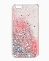 Charming charlie Glitter Confetti iPhone 6/6+ Case