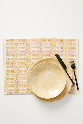 Anthropologie Elodie Placemat By in White Size PLACEMAT