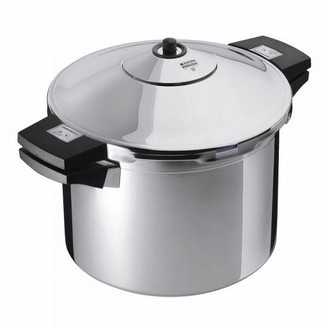 Kuhn Rikon 22cm 6liter Duromatic Inox Pressure Cooker - Silver