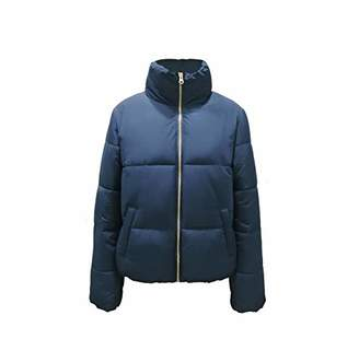 Charis Allure Women's Collar Short Winter Coat Padded Jacket