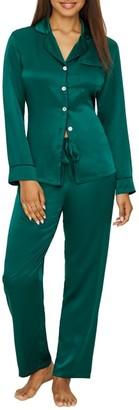 Ginia Silk Pajama Set